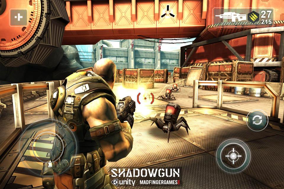 Shadowgun - proč ještě hrát na PC? 56495