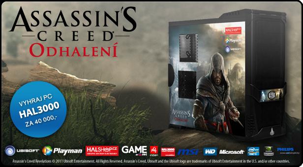 Velká soutěž s Assassin's Creed: Revelations 56502