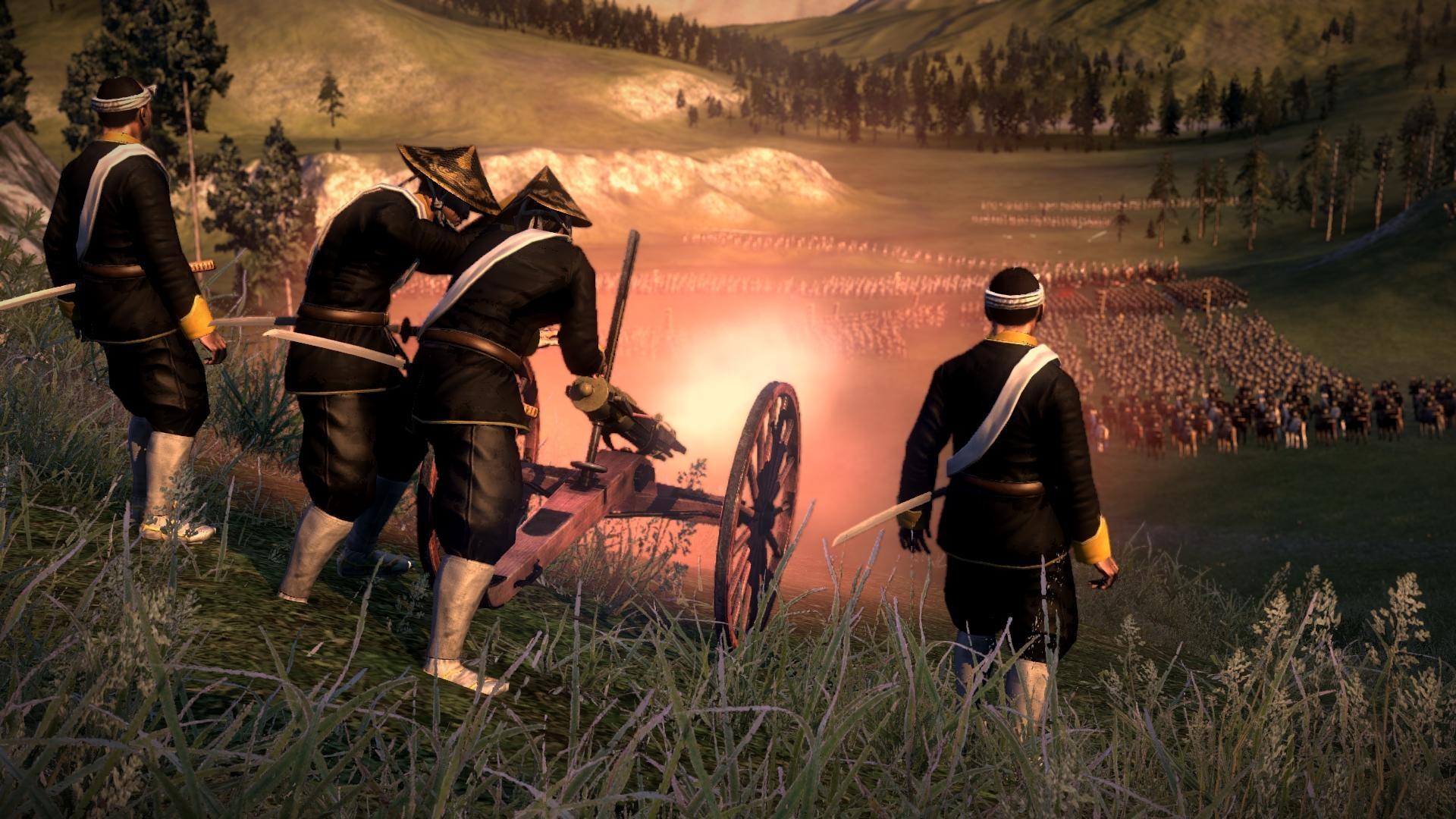 Total War: Shogun 2 dostane datadisk 56556