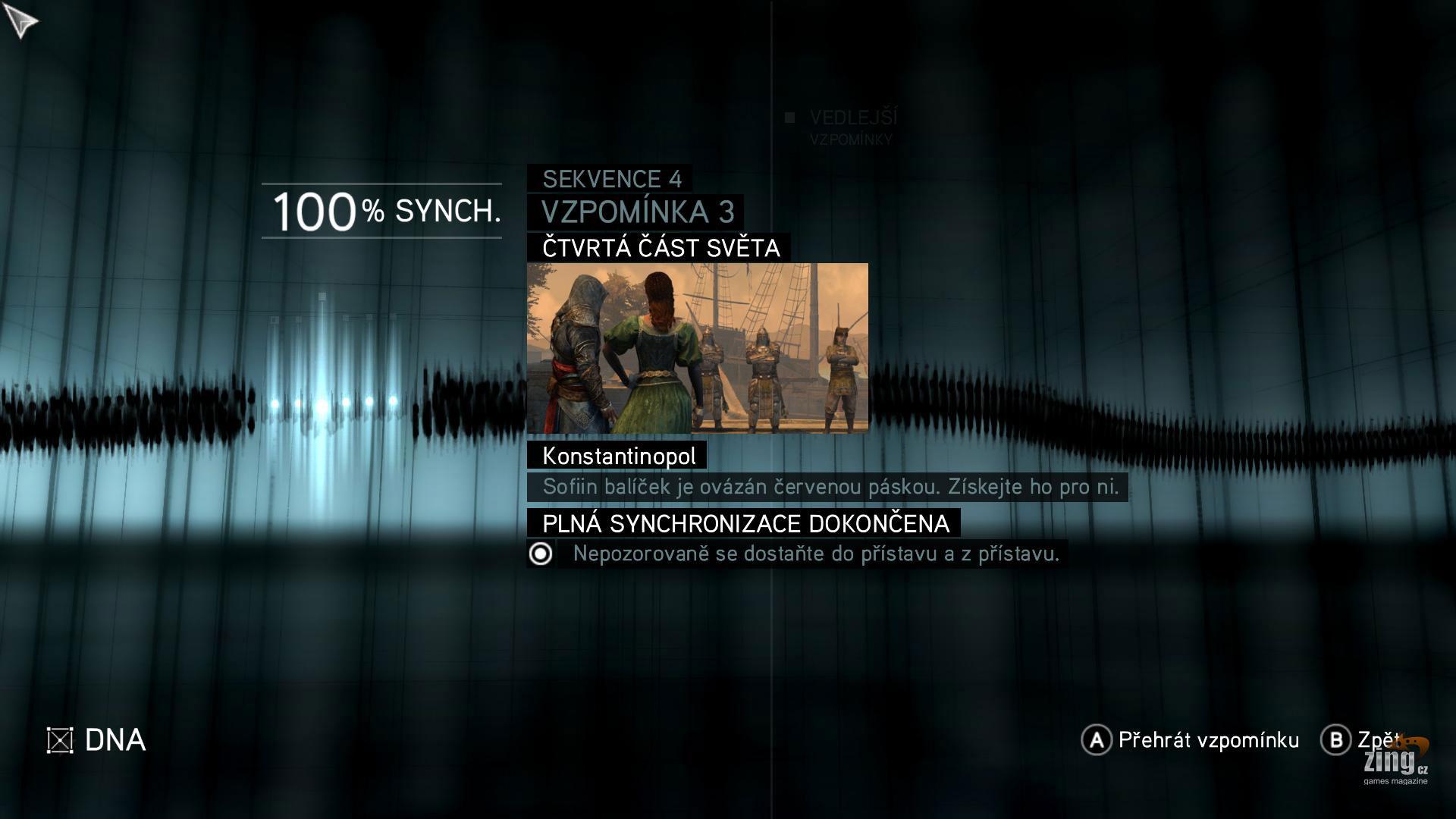 PC verze Assassin's Creed: Revelations 56616
