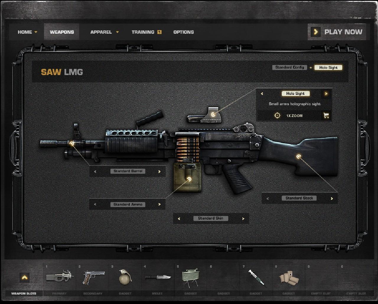 Battlefield Play4Free přidává úpravu zbraní 56884