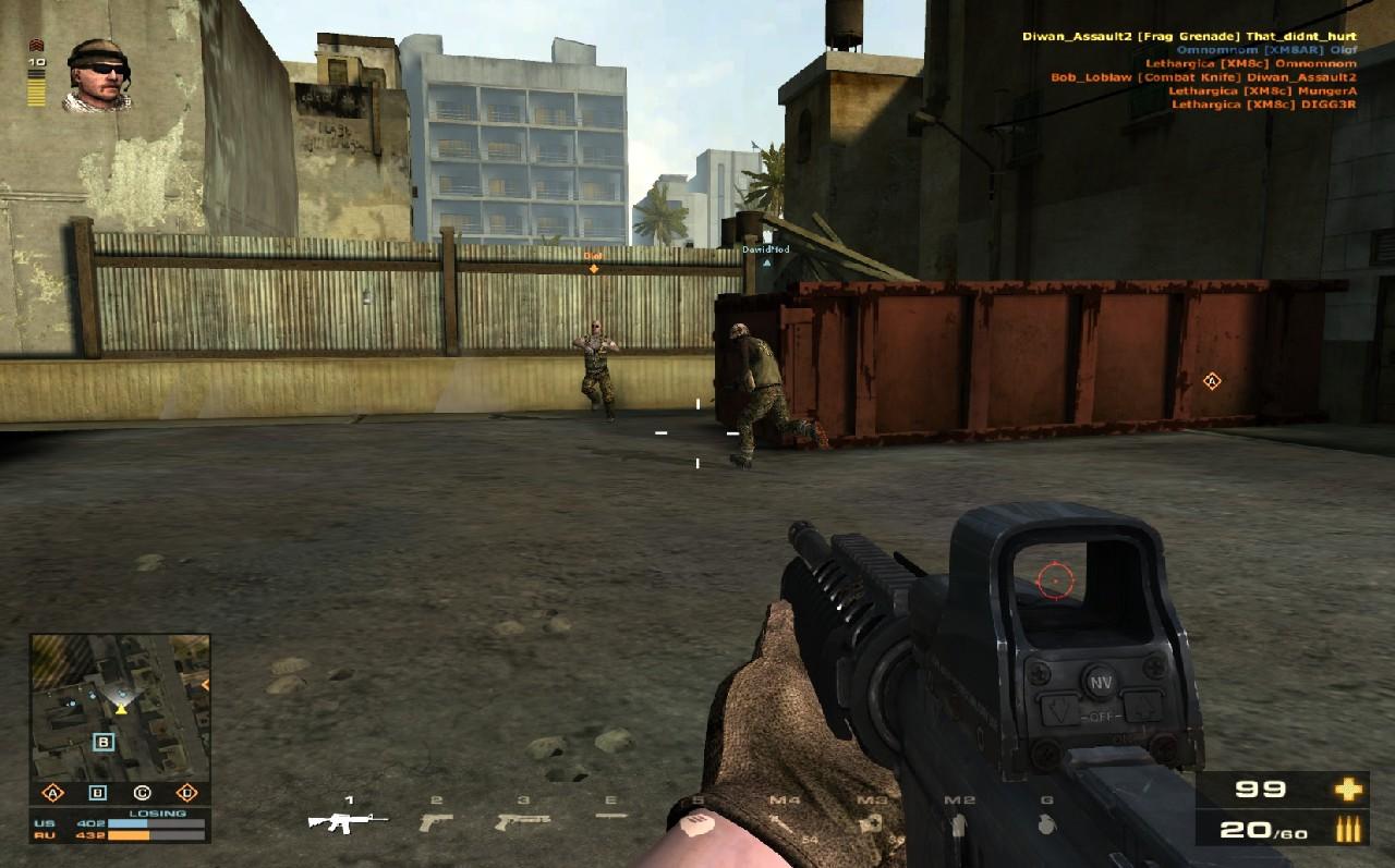 Battlefield Play4Free přidává úpravu zbraní 56885