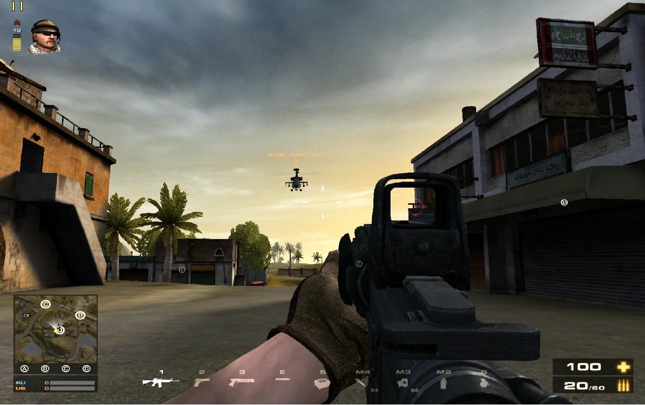 Battlefield Play4Free přidává úpravu zbraní 56886