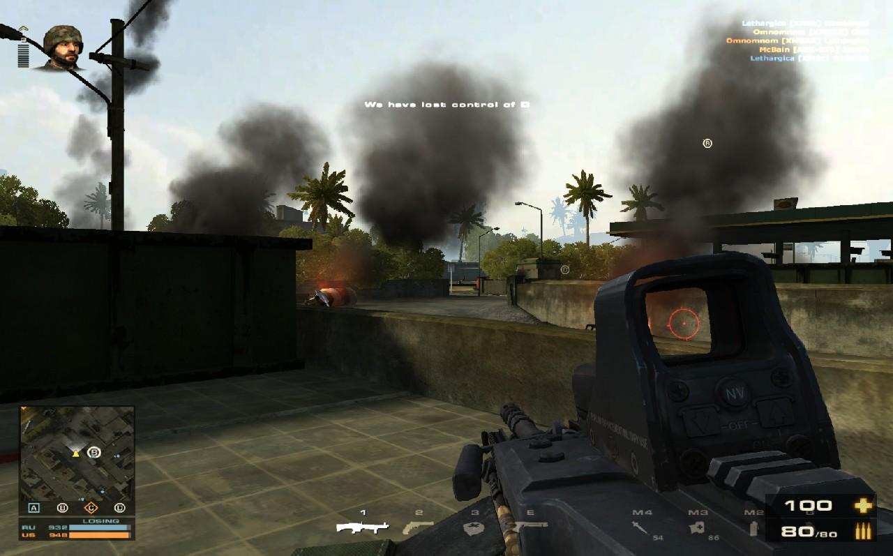 Battlefield Play4Free přidává úpravu zbraní 56887