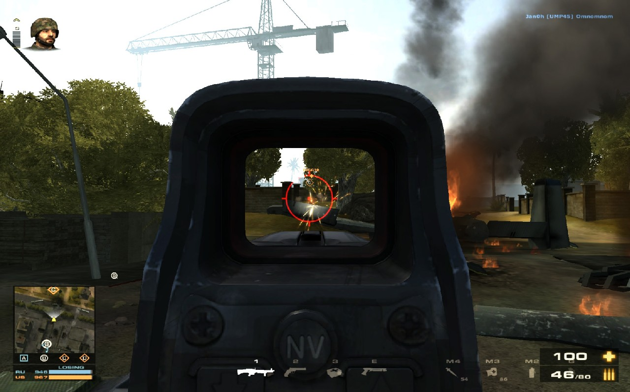 Battlefield Play4Free přidává úpravu zbraní 56889