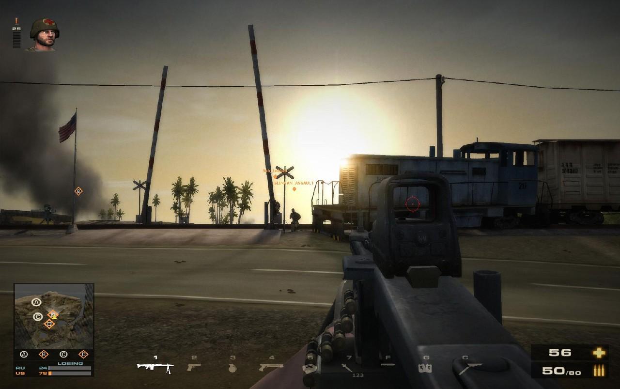 Battlefield Play4Free přidává úpravu zbraní 56890