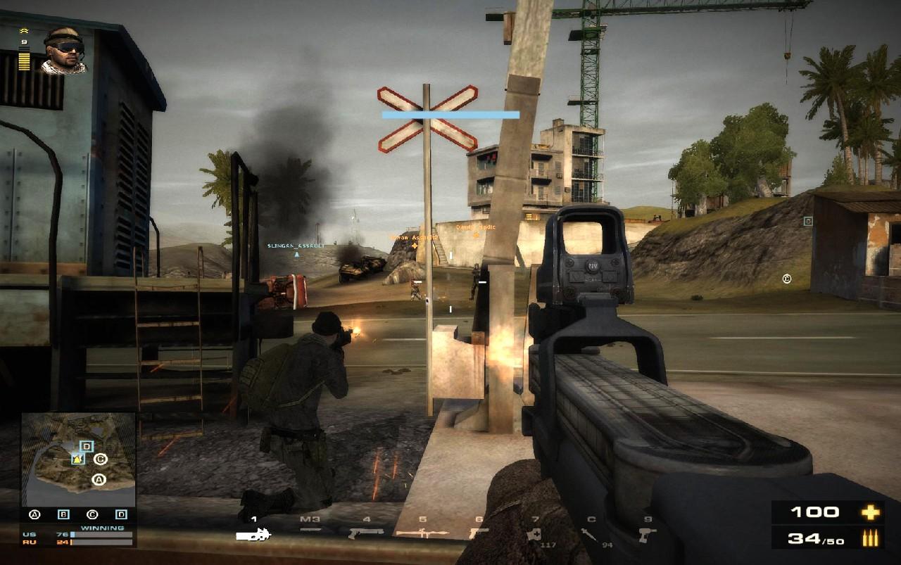 Battlefield Play4Free přidává úpravu zbraní 56895