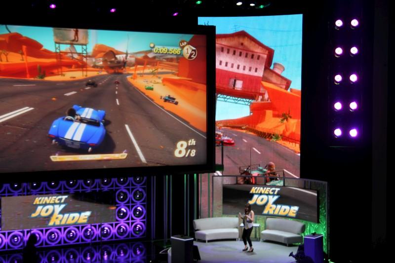 E3: Press konference Microsoftu 5695