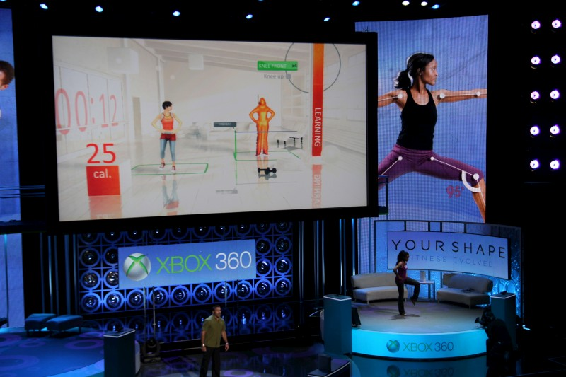E3: Press konference Microsoftu 5700