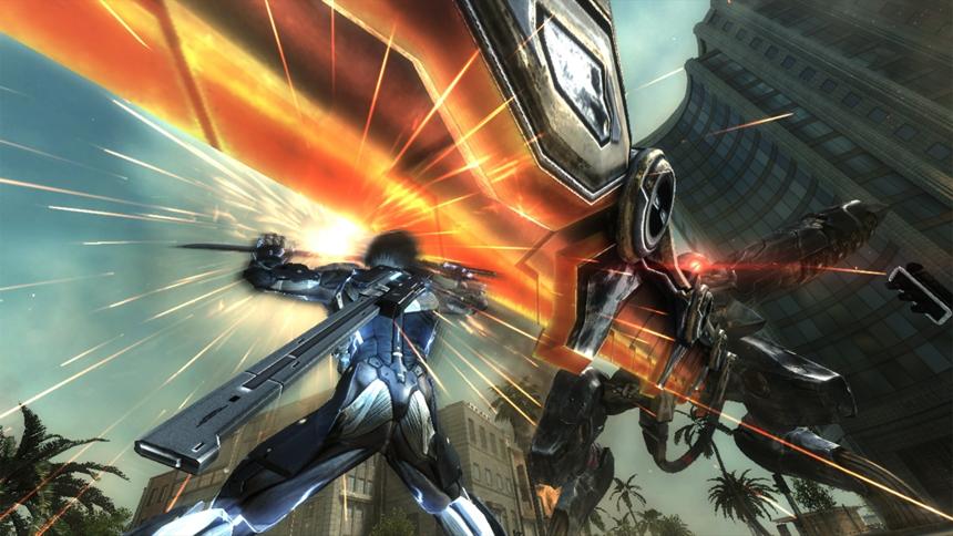 MGS: Rising kutí tvůrci Bayonetty 57182