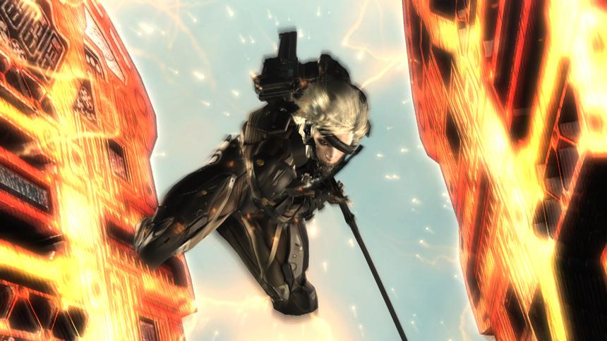 MGS: Rising kutí tvůrci Bayonetty 57184