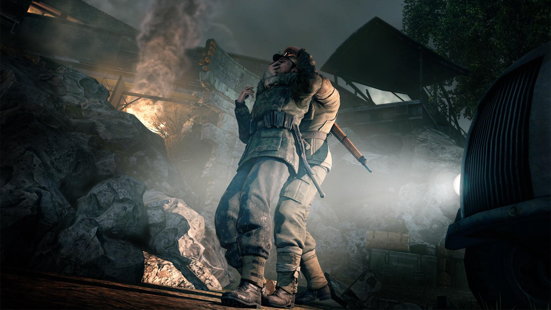 Sniper Elite V2 - konečně druhá světová 57247