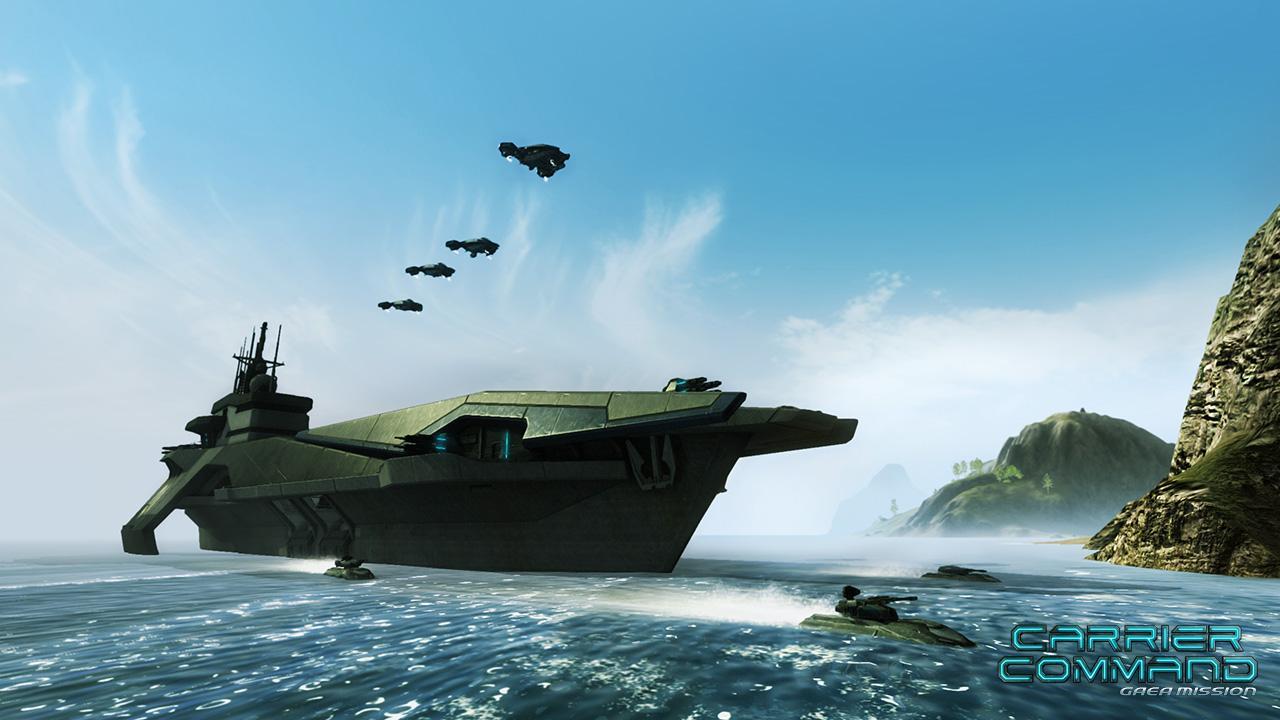 Carrier Command: Gaea Mission – znovu na návštěvě Bohemia Interactive 57478