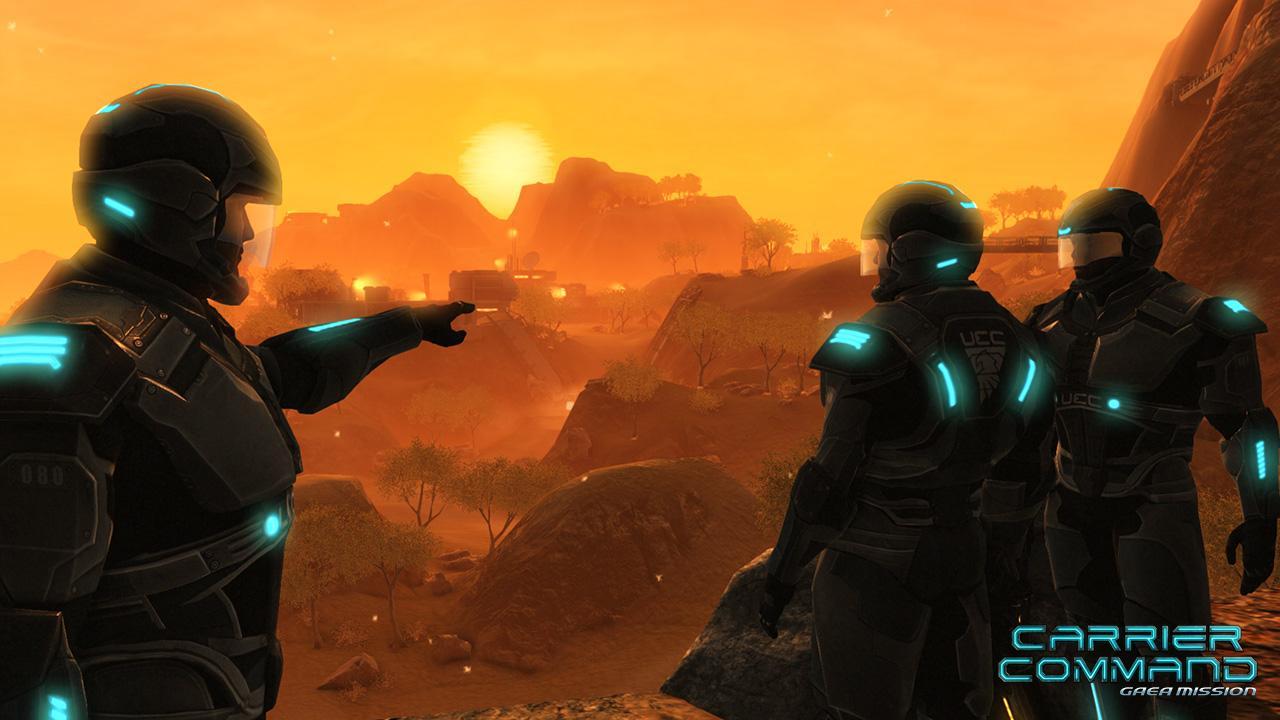 Carrier Command: Gaea Mission – znovu na návštěvě Bohemia Interactive 57479