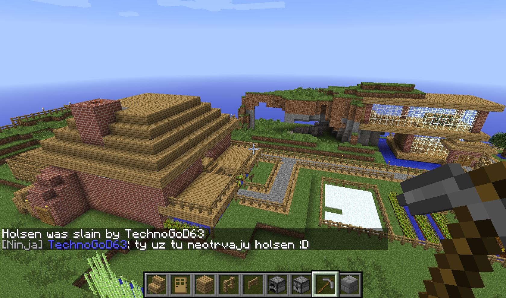 Minecraft – kostičky nás baví 57561