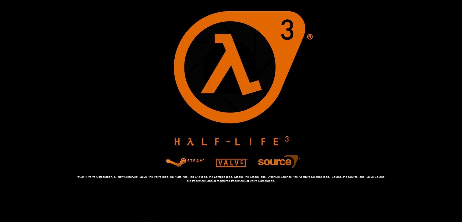 Half-Life 3 opět na očích, spouští web 57624