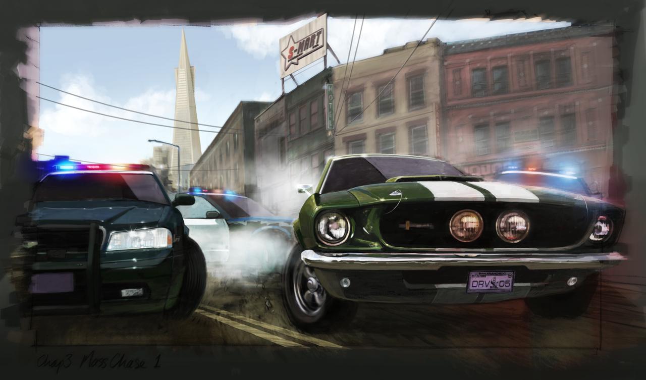 Driver: San Francisco – legenda se vrací 5774
