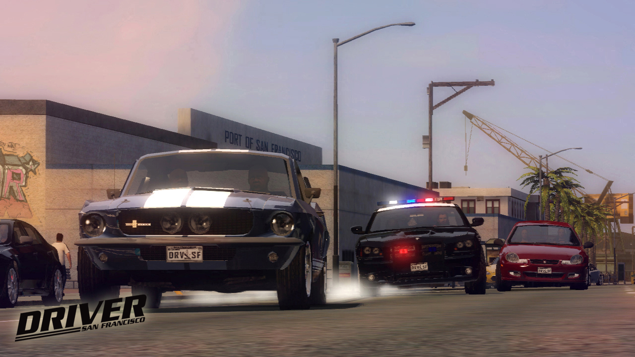Driver: San Francisco – legenda se vrací 5780