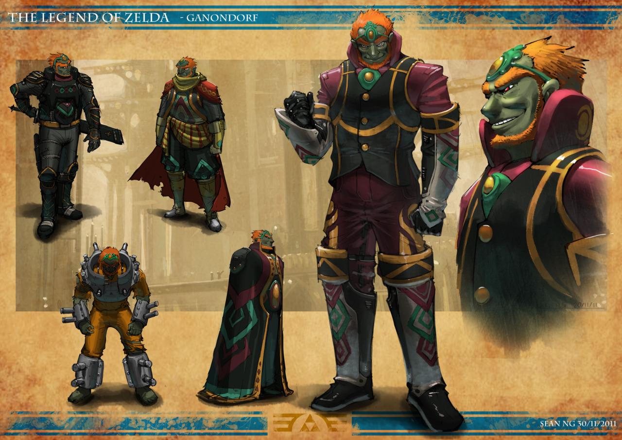 Post-apokalyptická Zelda 57860