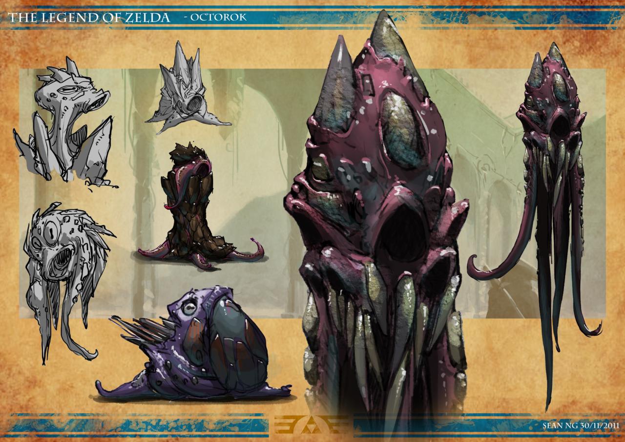 Post-apokalyptická Zelda 57861