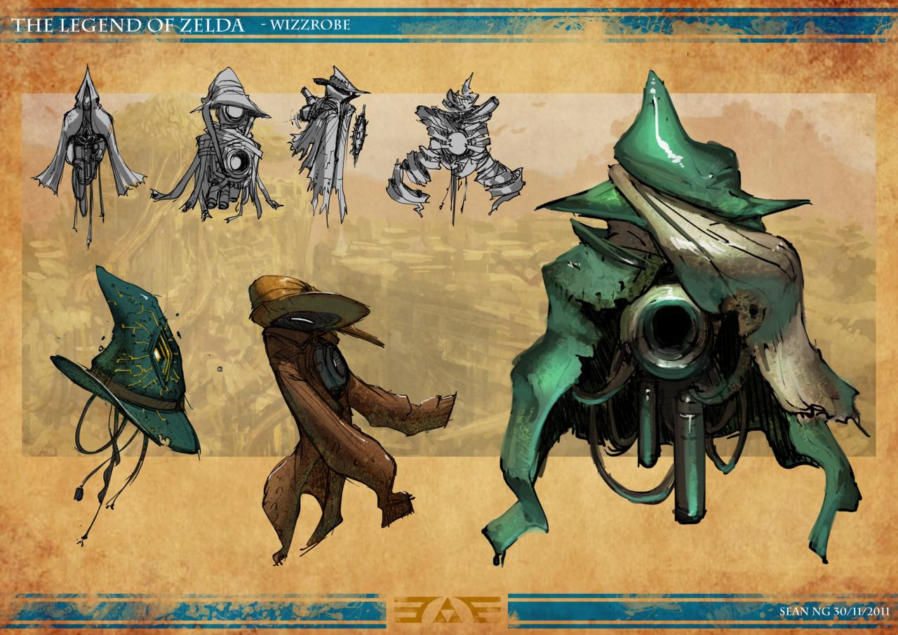 Post-apokalyptická Zelda 57863