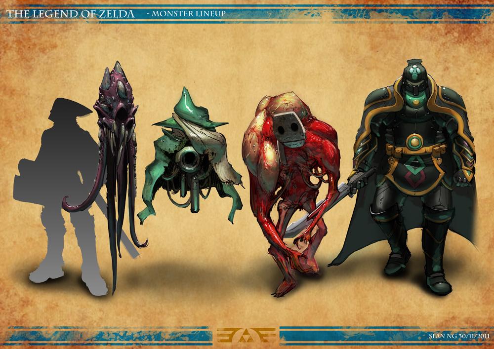 Post-apokalyptická Zelda 57866