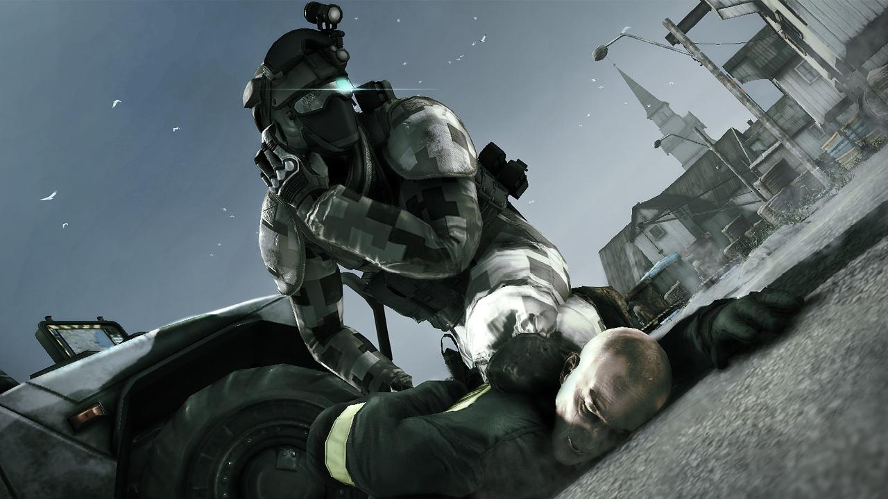 Ghost Recon: Future Soldier ve filmovém prequelu 5795