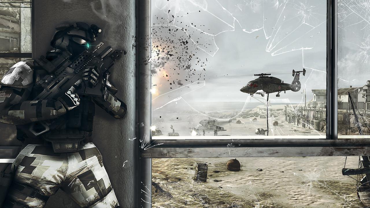 Cestou necestou na E3 2011: Ghost Recon Future Soldier 5798