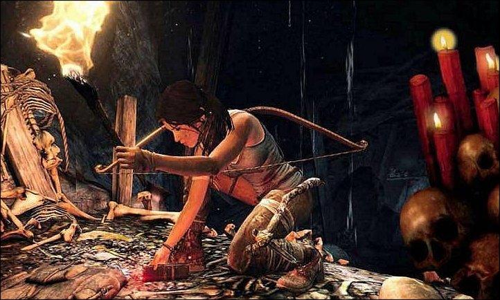 Tomb Raider – otužilost není zadarmo 57983