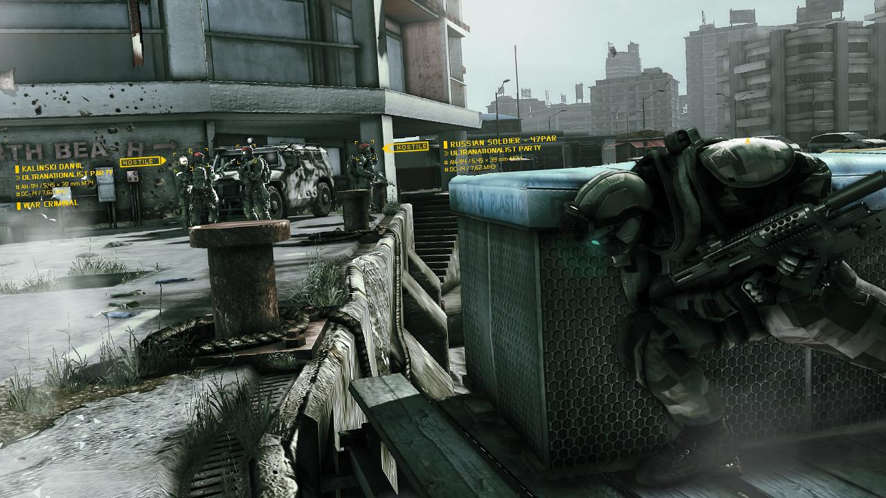 Cestou necestou na E3 2011: Ghost Recon Future Soldier 5800