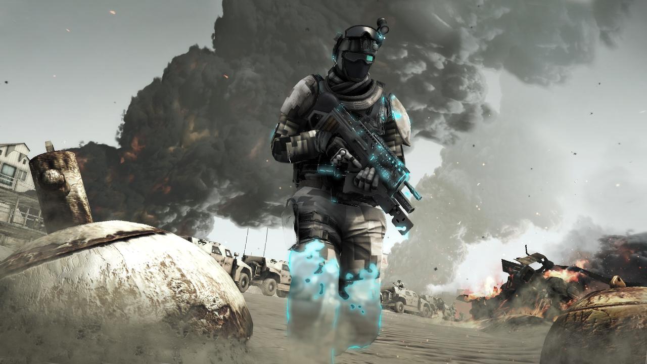 Cestou necestou na E3 2011: Ghost Recon Future Soldier 5802