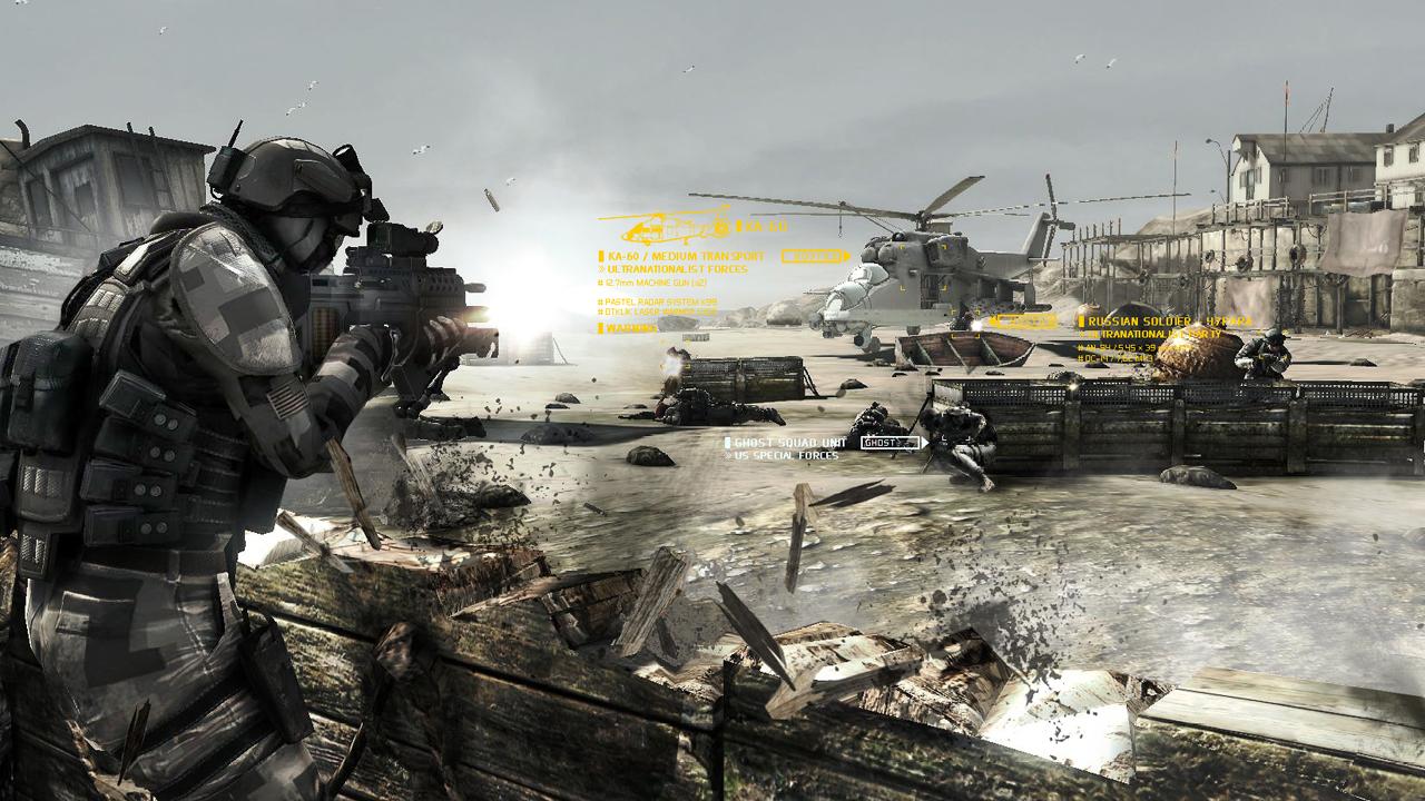 Cestou necestou na E3 2011: Ghost Recon Future Soldier 5803