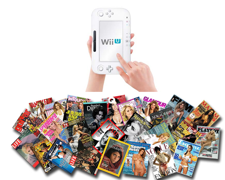 Wii U chystá vlastní AppStore a další funkce 58080