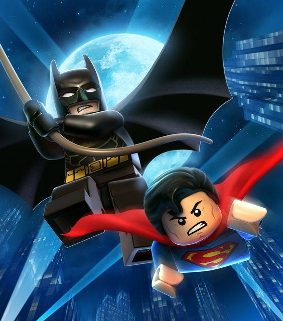 LEGO Batman 2: DC Super Heroes oficiálně 58232