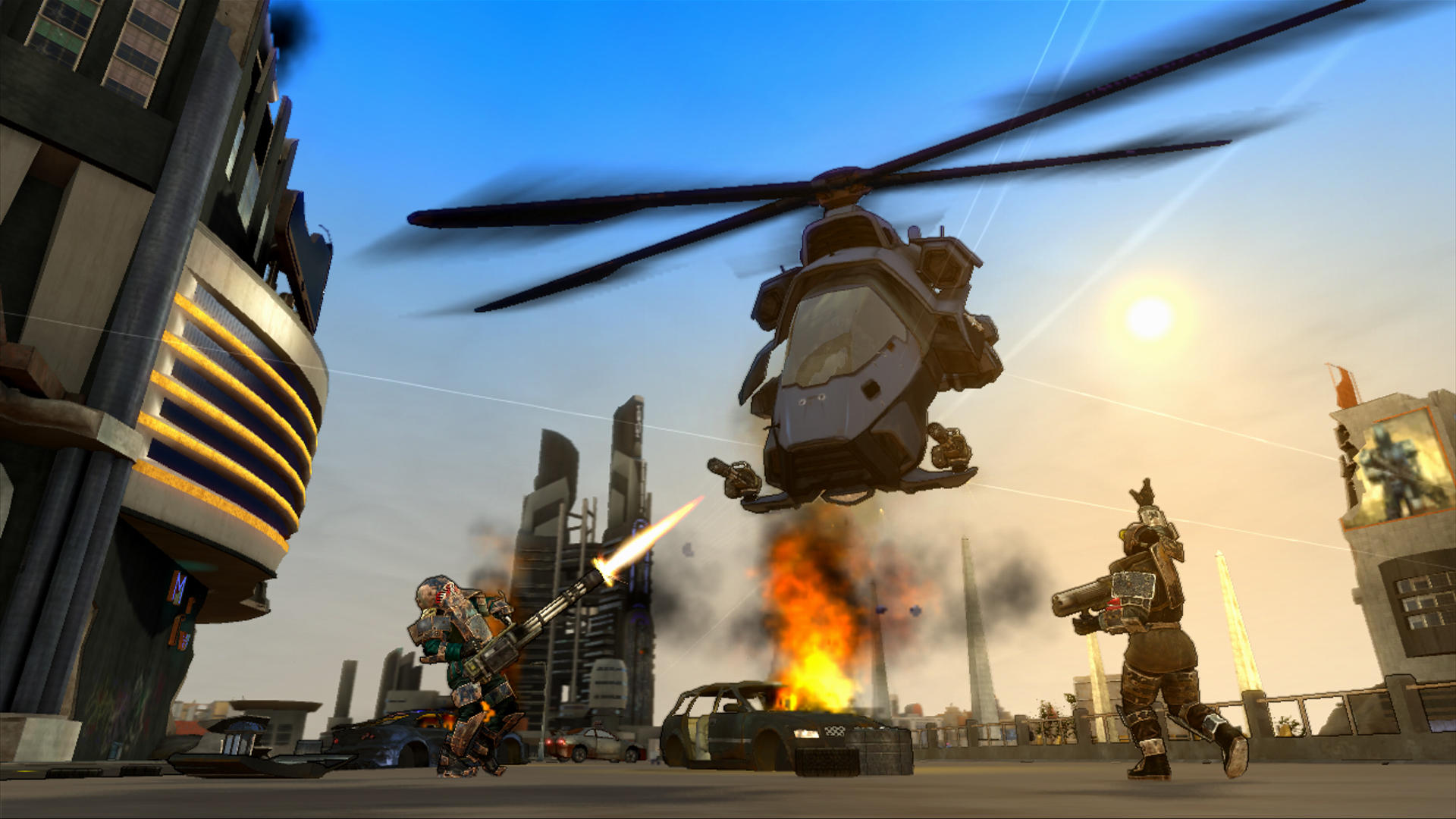 Crackdown 2: nové DLC a Key to the City mód 5837