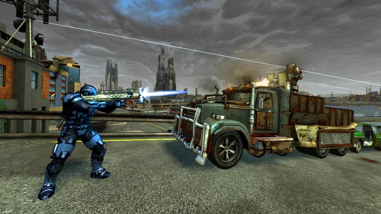 Crackdown 2: nové DLC a Key to the City mód 5838