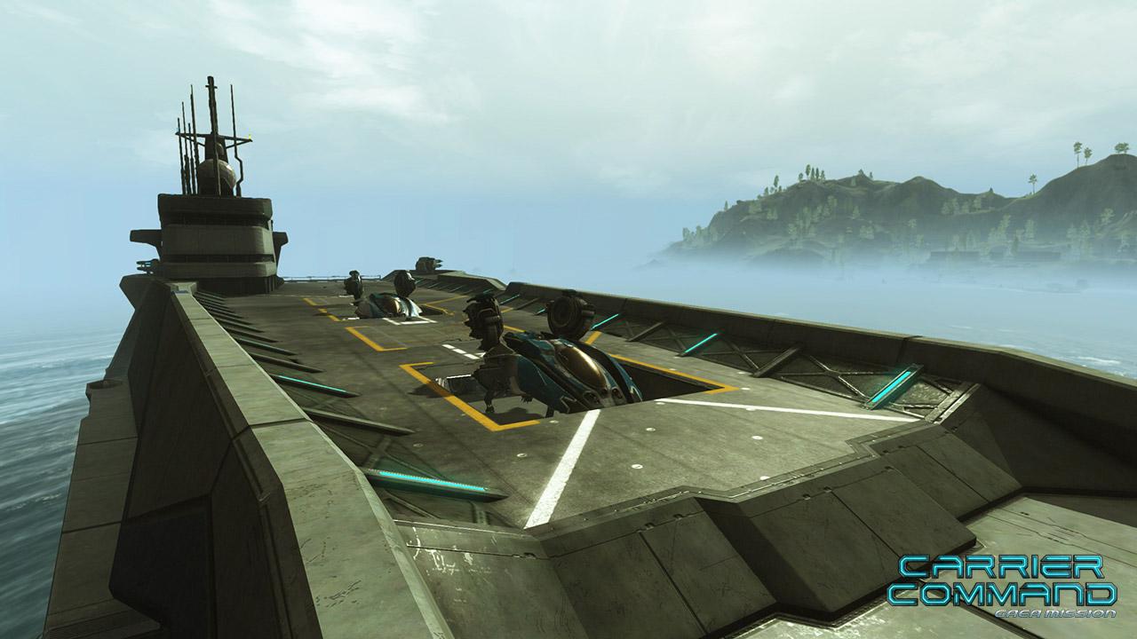 Carrier Command: Gaea Mission – znovu na návštěvě Bohemia Interactive 58500