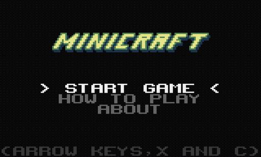 Minicraft neoficiálně portován na Android 58514
