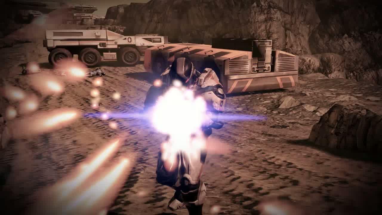 Mass Effect 3 – vybojuj Zemi zpět 58518