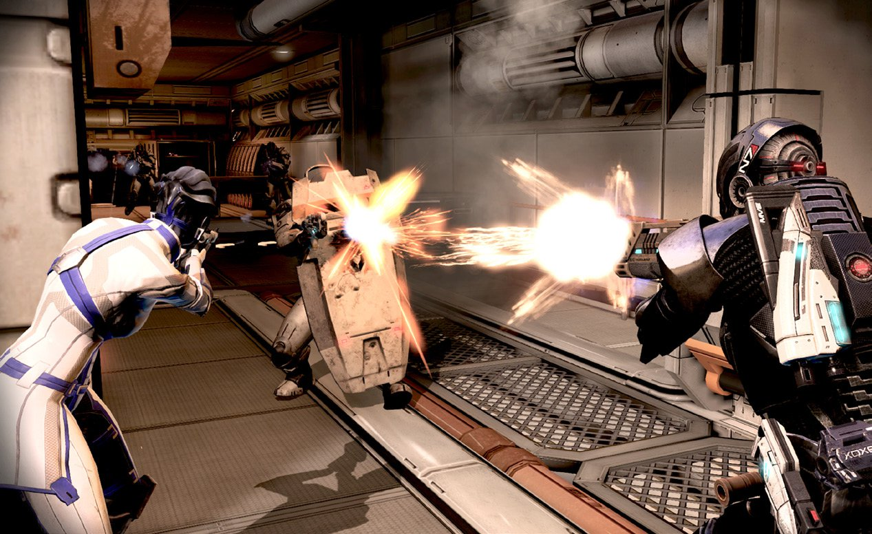 Mass Effect 3 – vybojuj Zemi zpět 58519