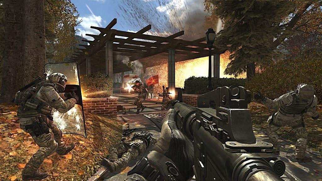 COD: Modern Warfare 3 DLC season trailer 58568