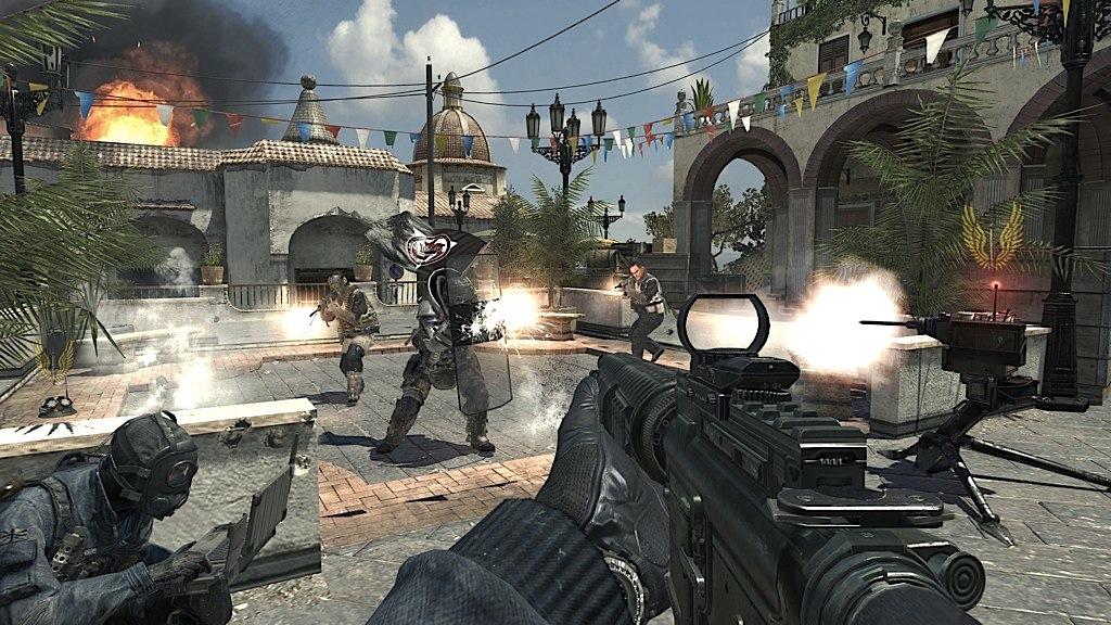 COD: Modern Warfare 3 DLC season trailer 58575