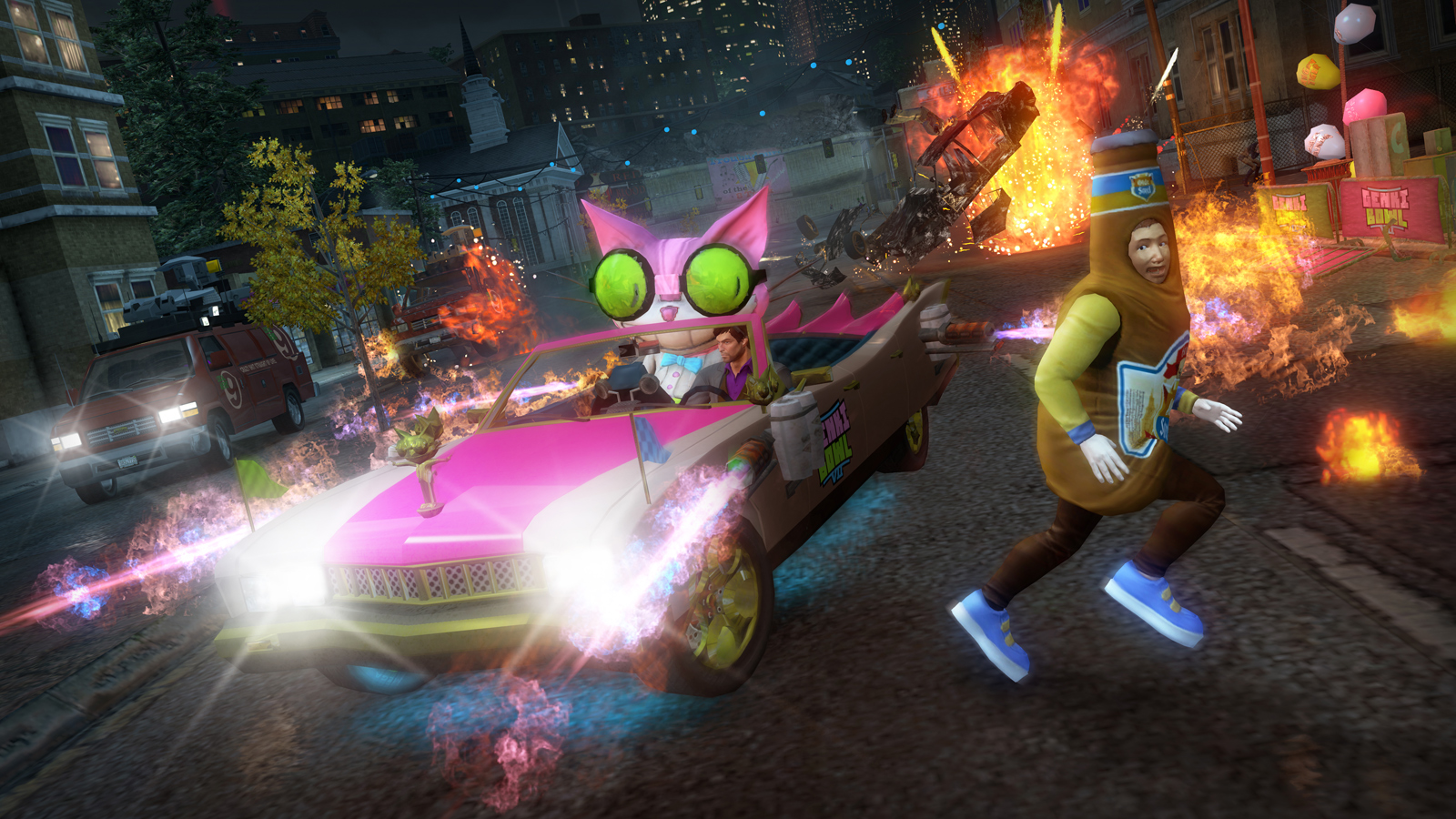 Známe další DLC pro nové Saints Row 58579