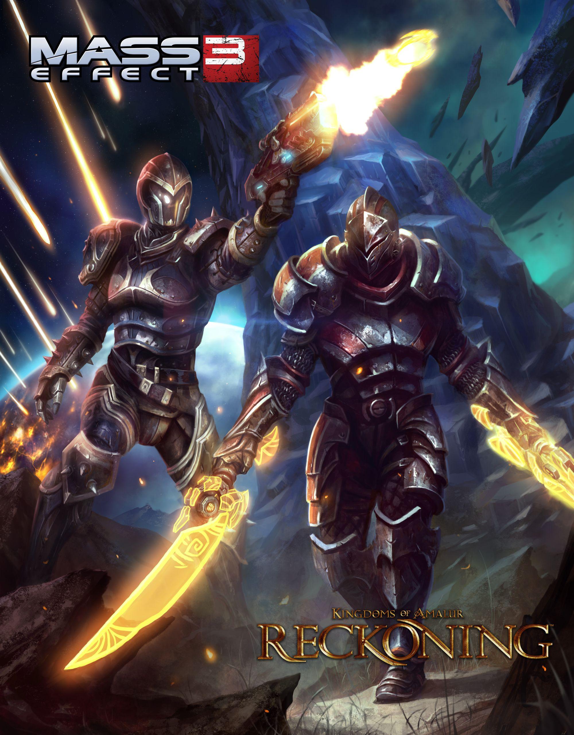 Demo Kingdoms of Amalur a exkluzivní bonusy pro Mass Effect 3 58584