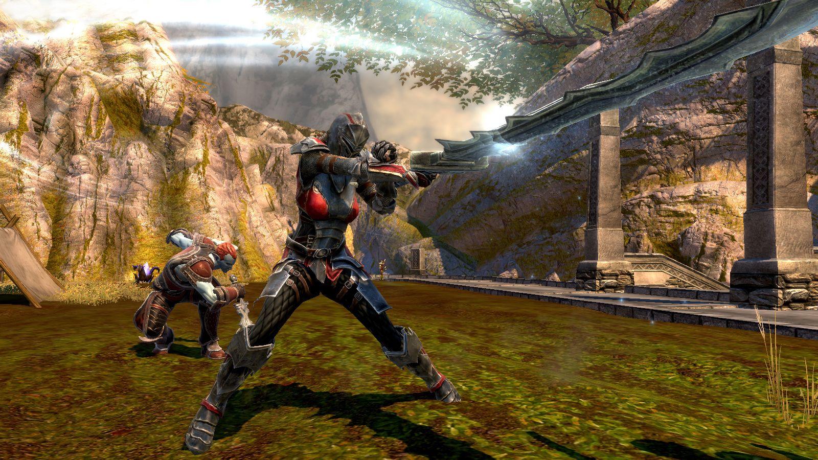 Demo Kingdoms of Amalur a exkluzivní bonusy pro Mass Effect 3 58585