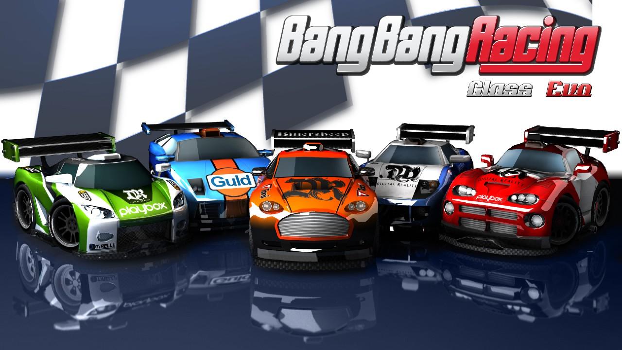 Bang Bang Racing odhaluje třídy vozidel 58650