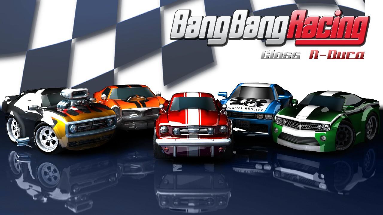 Bang Bang Racing odhaluje třídy vozidel 58651