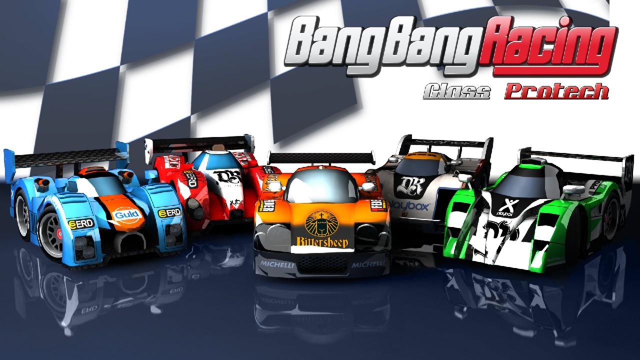 Bang Bang Racing odhaluje třídy vozidel 58652
