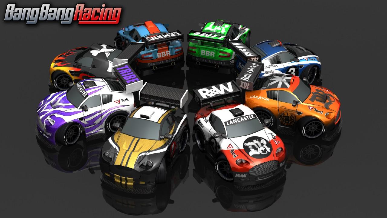 Bang Bang Racing odhaluje třídy vozidel 58653