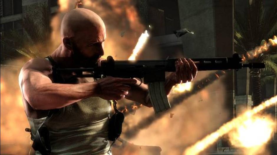 Čtyři nové obrázky z Max Payne 3 58676